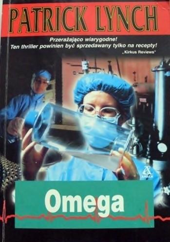 Okładka książki Omega