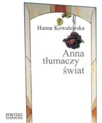 Okładka książki Anna tłumaczy świat