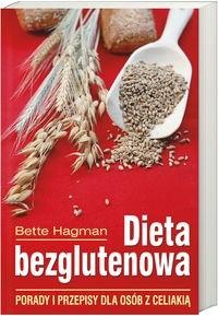 Okładka książki Dieta bezglutenowa. Porady i przepisy dla osób z celiakią