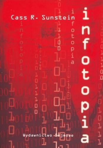 Okładka książki Infotopia