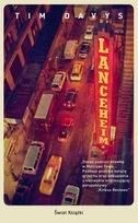 Okładka książki Lanceheim
