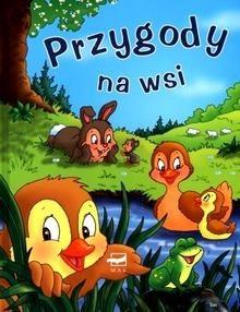 Okładka książki Przygody na wsi