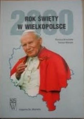 Okładka książki Rok święty w Wielkopolsce