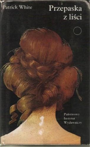 Okładka książki Przepaska z liści
