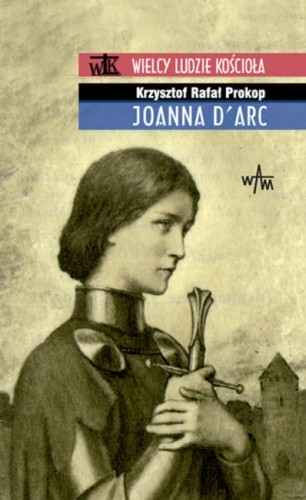 Okładka książki Joanna d'Arc