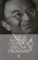 Okładka książki Niepokoje i afirmacje Ericha Fromma