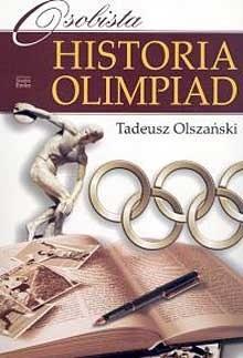 Okładka książki Osobista historia Olimpiad
