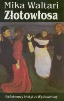 Okładka książki Złotowłosa