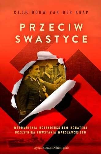 Okładka książki Przeciw Swastyce