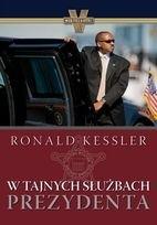 Okładka książki W tajnych służbach prezydenta