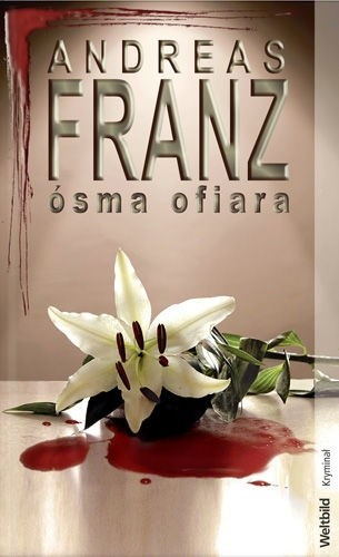 Okładka książki Ósma ofiara