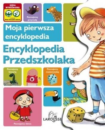 Okładka książki Encyklopedia przedszkolaka
