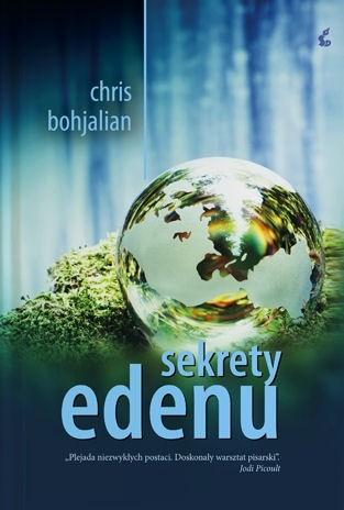 Okładka książki Sekrety Edenu