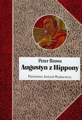 Okładka książki Augustyn z Hippony