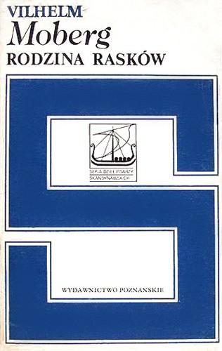 Okładka książki Rodzina Rasków