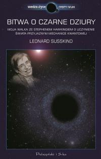 Okładka książki Bitwa o czarne dziury
