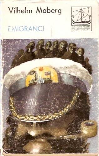 Okładka książki Emigranci