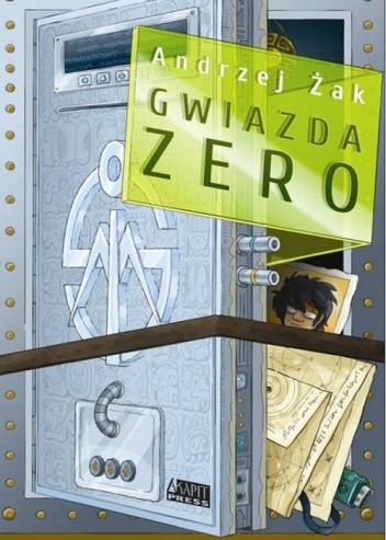 Okładka książki Gwiazda Zero