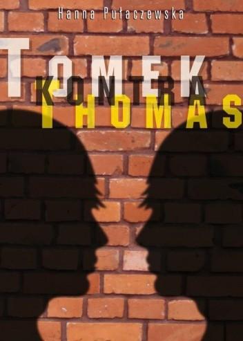 Okładka książki Tomek kontra Thomas