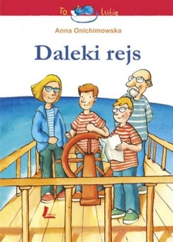 Okładka książki Daleki rejs