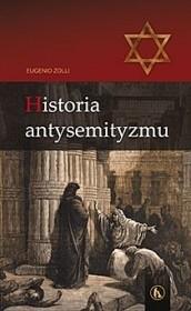Okładka książki Historia antysemityzmu