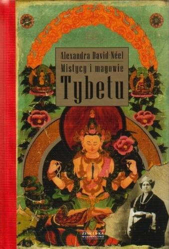 Okładka książki Mistycy i magowie Tybetu