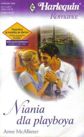 Okładka książki Niania dla playboya