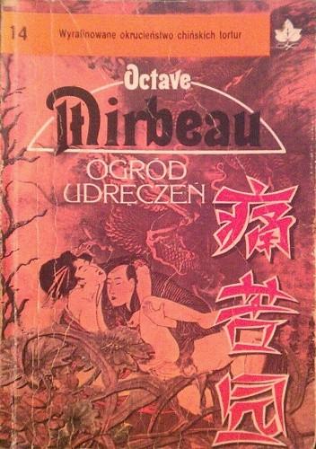 Okładka książki Ogród udręczeń