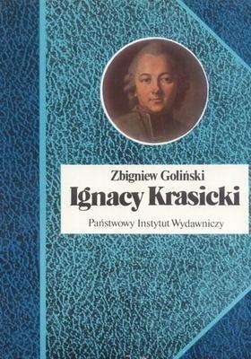 Okładka książki Ignacy Krasicki