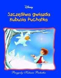 Okładka książki Szczęśliwa gwiazda Kubusia Puchatka