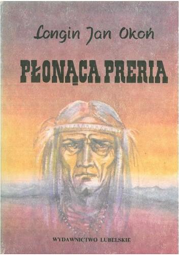 Okładka książki Płonąca preria