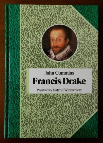 Okładka książki Francis Drake