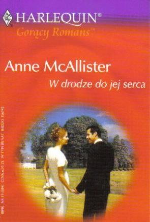 Okładka książki W drodze do jej serca