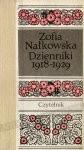 Okładka książki Dzienniki 1918-1929