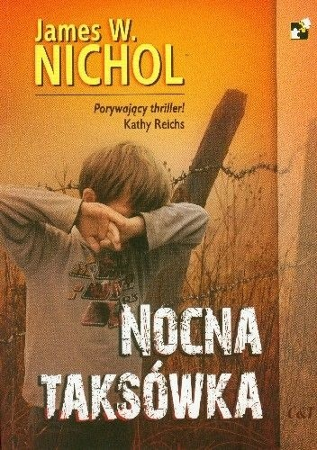 Okładka książki Nocna Taksówka