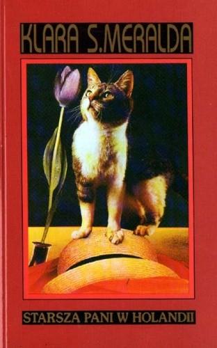 Okładka książki Starsza pani w Holandii