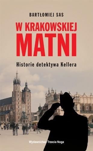Okładka książki W krakowskiej matni
