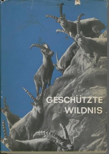 Okładka książki Geschützte Wildnis