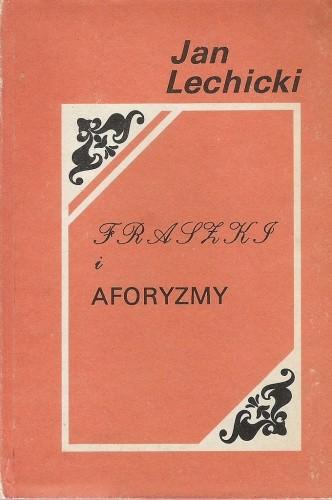 Okładka książki Fraszki i aforyzmy