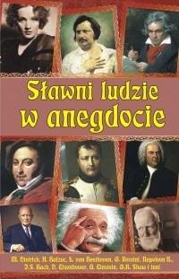Okładka książki Sławni ludzie w anegdocie
