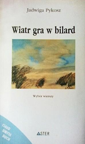 Okładka książki Wiatr gra w bilard