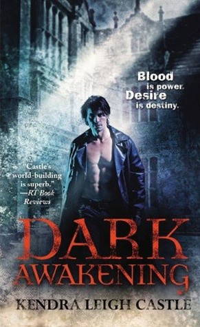 Okładka książki Dark Awakening