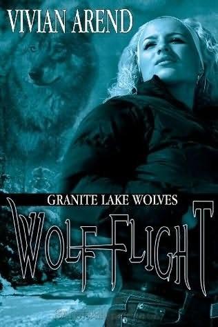 Okładka książki Wolf Flight