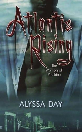 Okładka książki Atlantis Rising