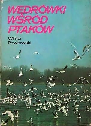 Okładka książki Wędrówki wśród ptaków