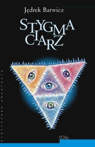 Okładka książki Stygmaciarz