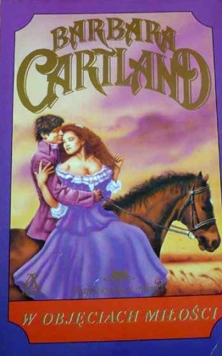 Okładka książki W objęciach miłości