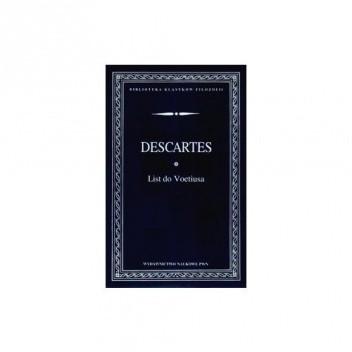 Okładka książki List do Voetiusa