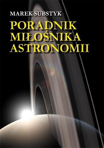 Okładka książki Poradnik miłośnika astronomii