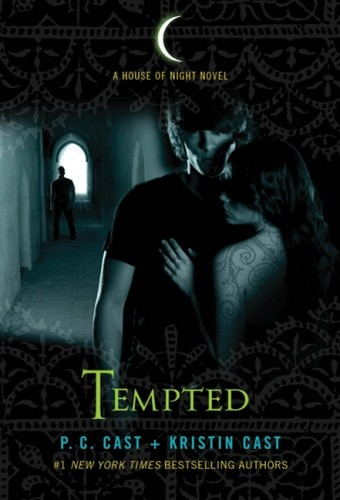 Okładka książki Tempted